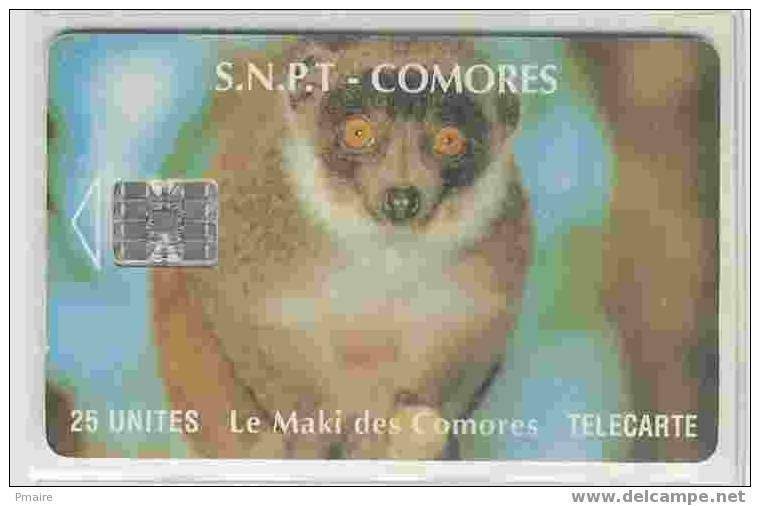 COMORES - MAKI - Comores