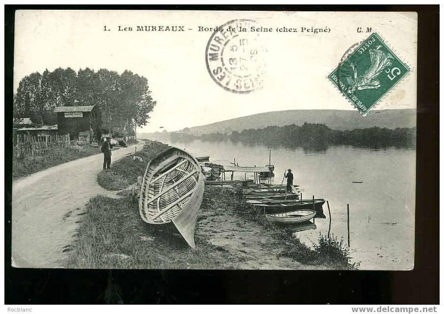 R 13/07/06-78 Les Mureaux- Bords De La Seine - Les Mureaux