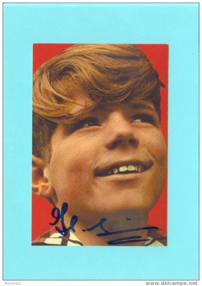 Heintje  - Signiertes Echtfoto - Autogramme & Autographen
