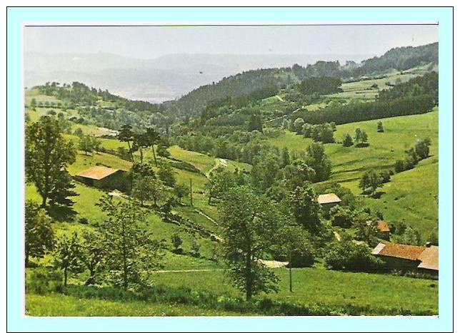 A 38   Les Monts Du Forez - Auvergne