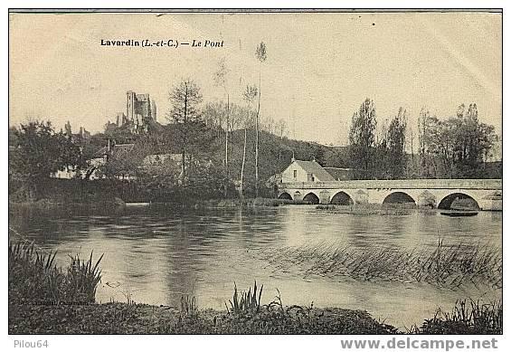 Lavardin - Le Pont - France