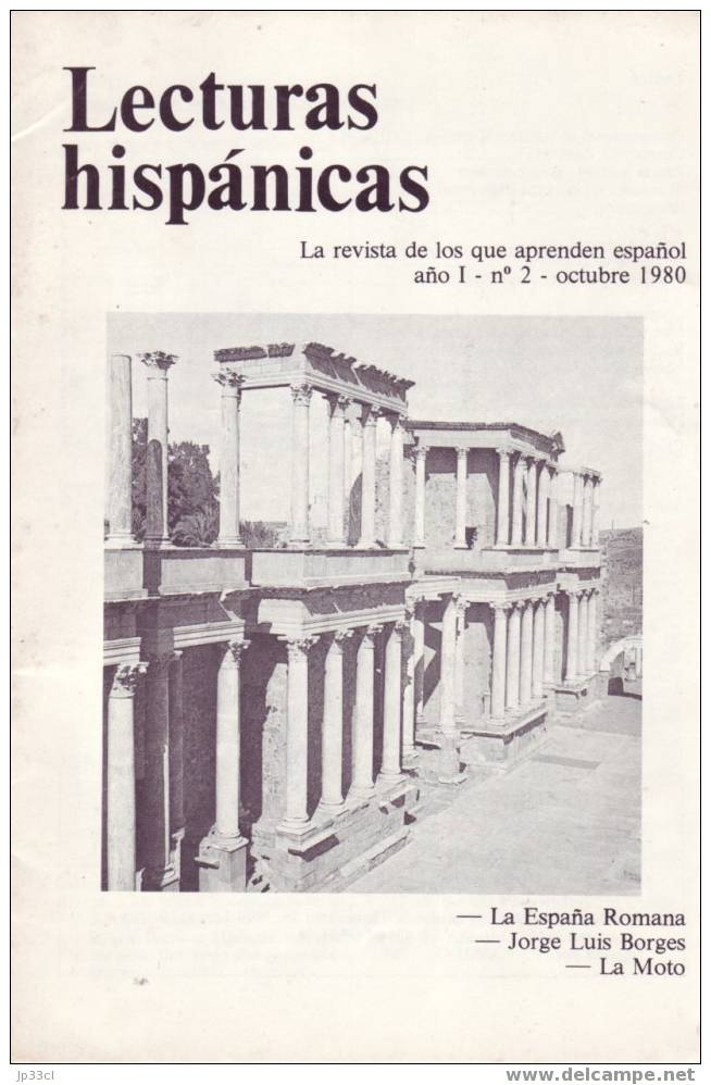 Lecturas Hispanicas N°2, 10/1980 - Scolaires