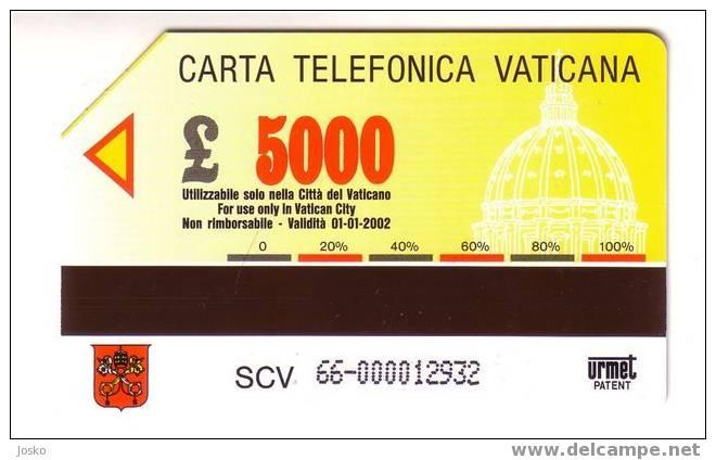 VATICAN  SCV 66  **  Scuola Umbra , Madonna Col Bambino **  Child - Enfant - Childrens - Enfants - Vatican