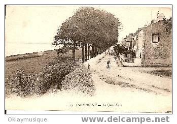Carte De Paimboeuf (le Quai Eole) - Paimboeuf