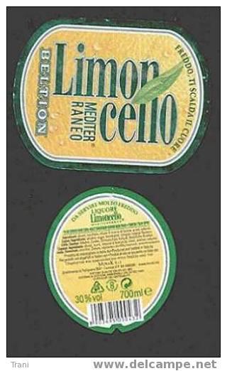 LIMONCELLO - ETICHETTE - Etichette