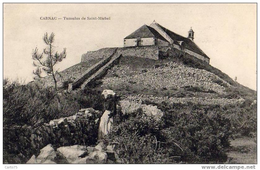 CARNAC 56 - Tumulus De Saint Michel - Dolmen & Menhirs
