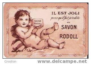 LE SAVON RODOLL PETITE CARTE PARFUMEE - Perfume Cards