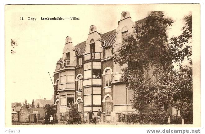LOMBARDSIJDE -  GEGY   :  VILLAS - Middelkerke