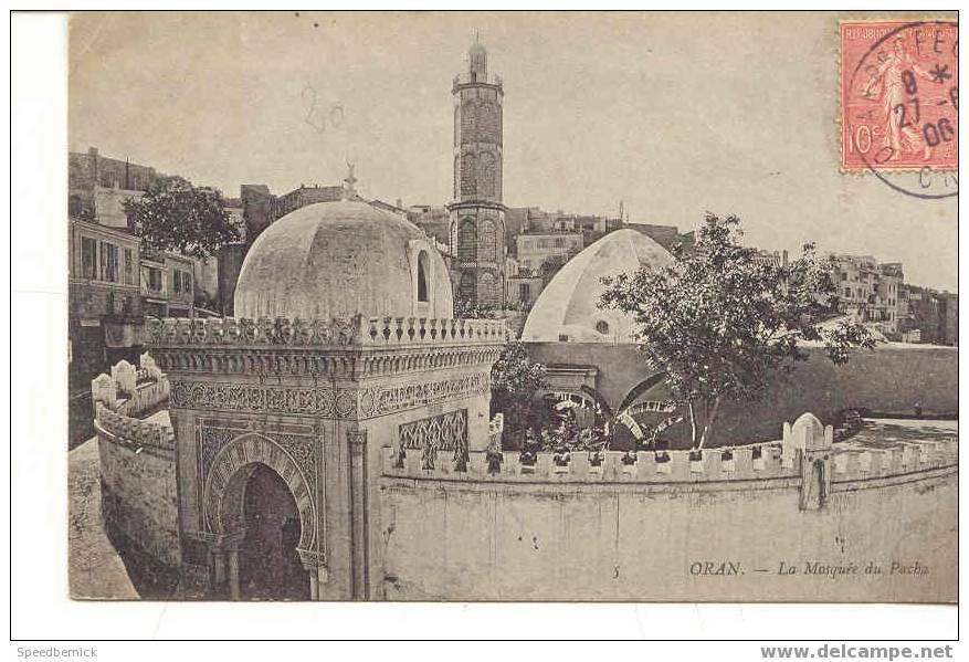 4712 Oran La Mosquée Du Pacha . 5 - Oran