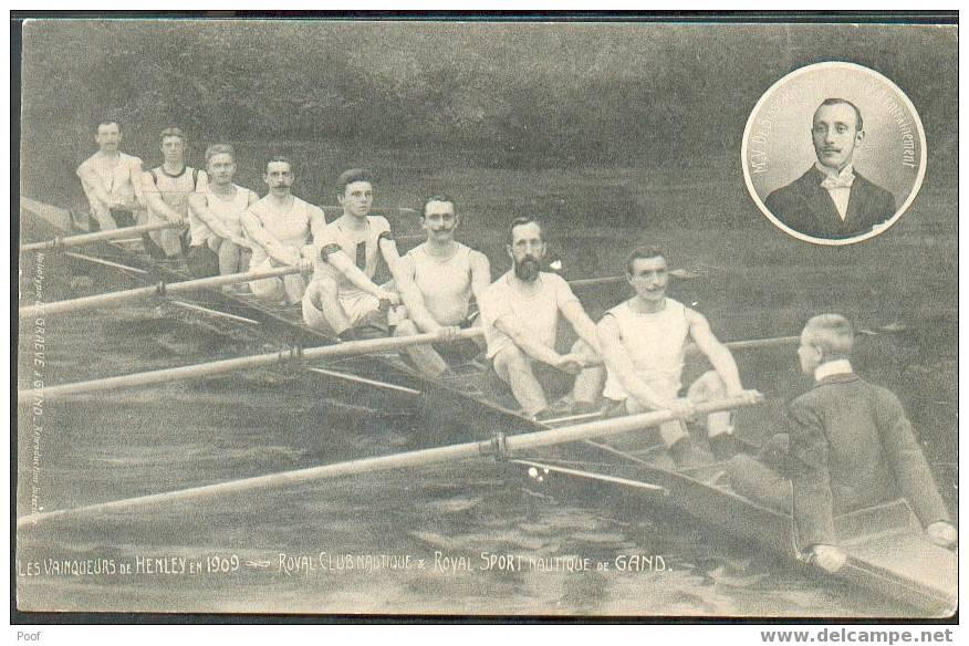 Gent: Watersport Club Royal 1909 ( De Graeve) - Gent