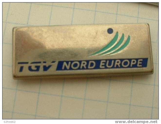 TRAIN TGV NORD EUROPE - TGV
