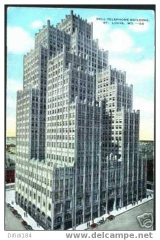 Bell Telephone Building St Louis - St Louis – Missouri