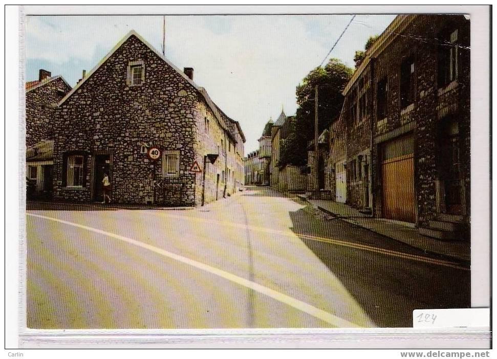 Olne : Entree Du Village - Olne