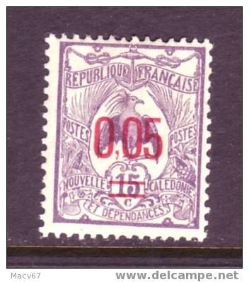 New Caledonia 123  * - New Caledonia