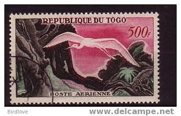 Togo Used (104) - Oiseaux