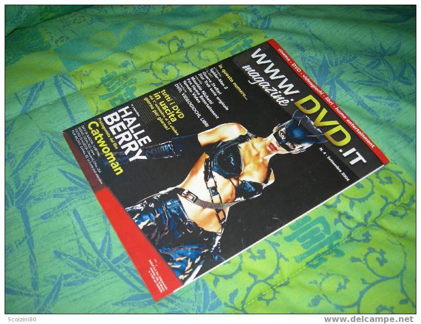 Www.dvd.it Magazine N° 4 (2004) Halle Berry - Zeitschriften