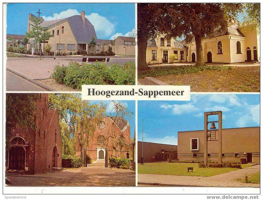 4996 Hoogezand - Sappemeer église Kerk - Hoogezand