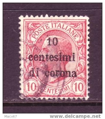 Italy-Austria  Venezia Giulia N 67  (o) - 8. WW I Occupation