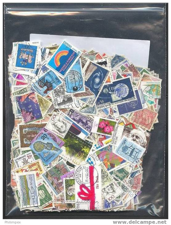 2000 STAMPS EUROPE, INTERESTING MIXTURE, LIKE RECEIVED - Lots & Kiloware (mixtures) - Min. 1000 Stamps