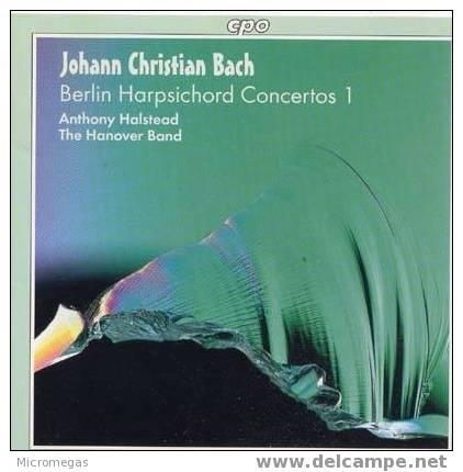 Johan Christian Bach :Concertos Pour Clavecin - Classique