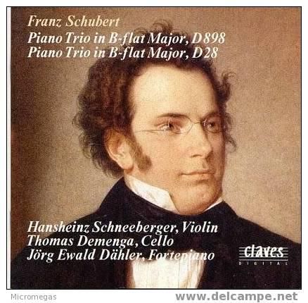 Schubert : Trios Avec Piano - Classique