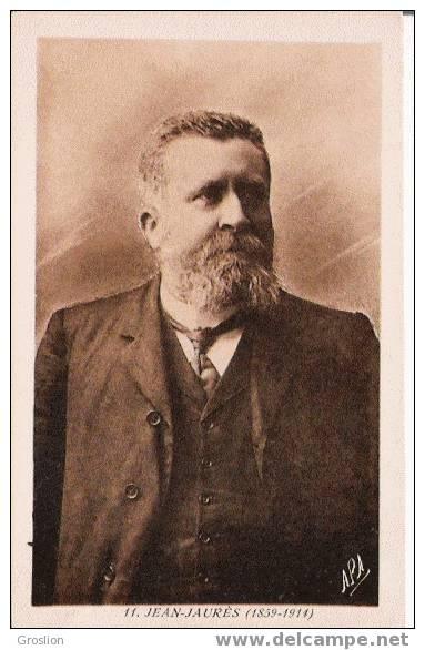 JEAN JAURES 11 (1859 1914 ) - Histoire