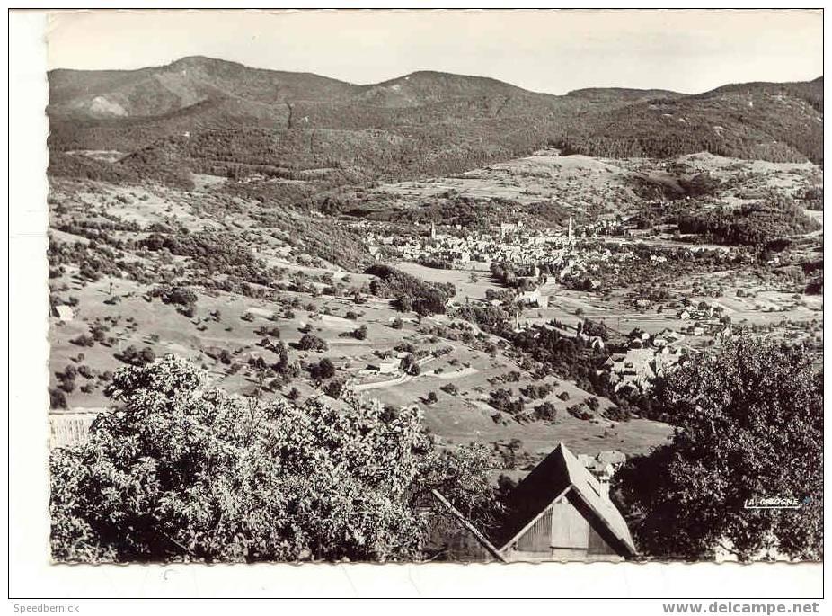 5668 Vallée De Munster La Ville Et Les Hautes Vosges 68.392.25 La Cigogne . - Munster