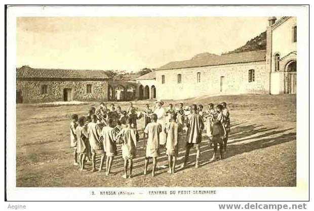 AFRIQUE - Ref Div No 06- Nyassa - Fanfare Du Petit Seminaire  - - Mozambique