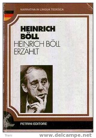 HEINRICH BOLL - ERZAHLT - Libri, Riviste, Fumetti