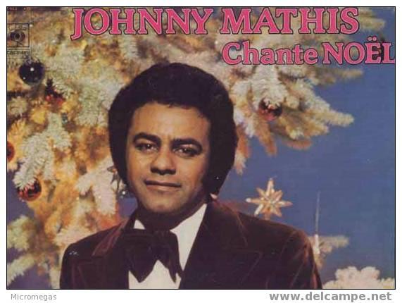 Johnny Mathis Chante Noël - Weihnachtslieder