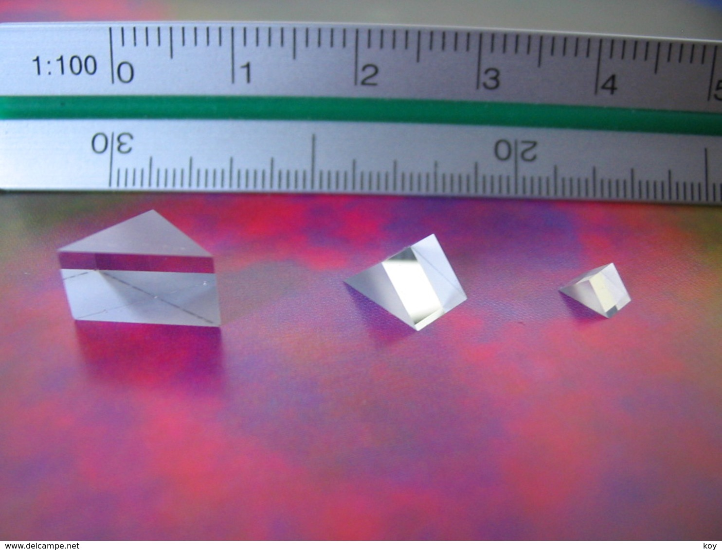 5.0 Mm    90 °  Micro - Prism - Prismas