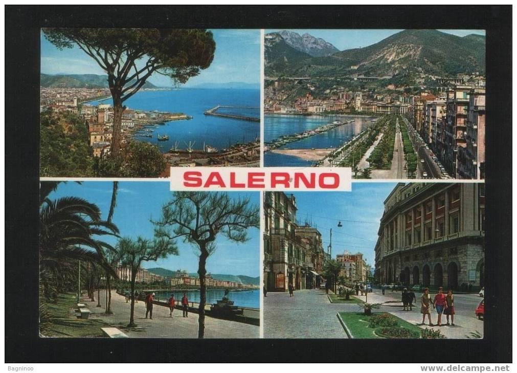 SALERNO Postcard ITALIA - Salerno