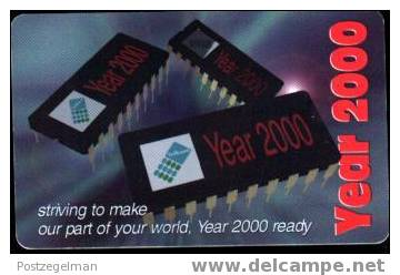 SOUTH AFRICA Year 2000 Tgas - South Africa