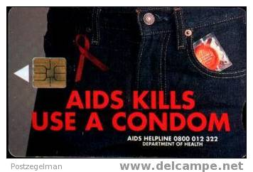 SOUTH AFRICA Aids Kills, Use A Condom Tgat - South Africa