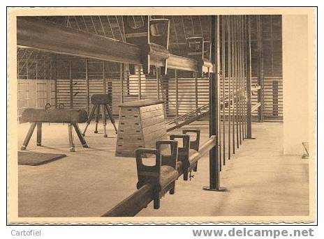 Maasmechelen: H. Hart-Gesticht, Mechelen Aan De Maas Vakschool: Zaal Voor Lichamelijke Oefening - Maasmechelen