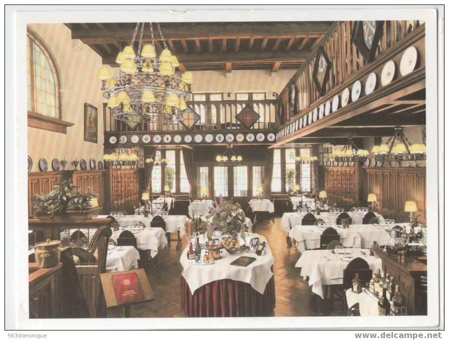 Gent - Hotel Restaurant St. Jorishof - Cour St Georges Botermarkt - Oudste Hotel Van Europa - Gent
