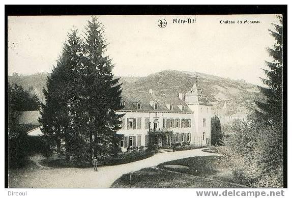 4448 - Méry-Tilff  Château Du Monceau - Esneux