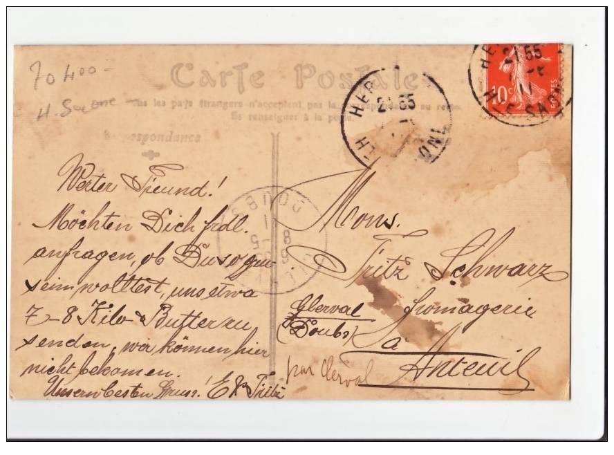 CPA----70-----BUSSUREL-----LAVOIR - Francia
