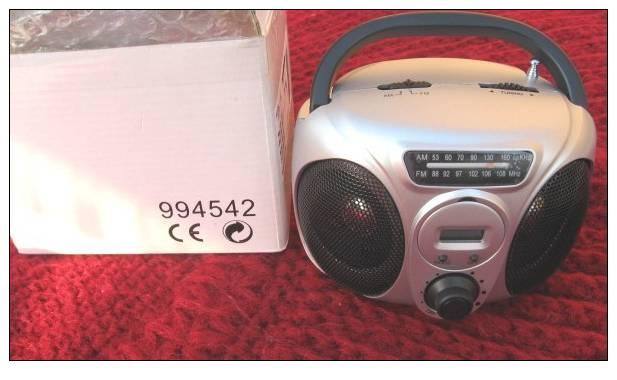 Radio Réveil Wit China Neuf Miniature - Appareils