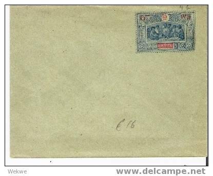 Faf061 /  FRANZ. SOMALIA - 4b, Ungebraucht - Lettres & Documents