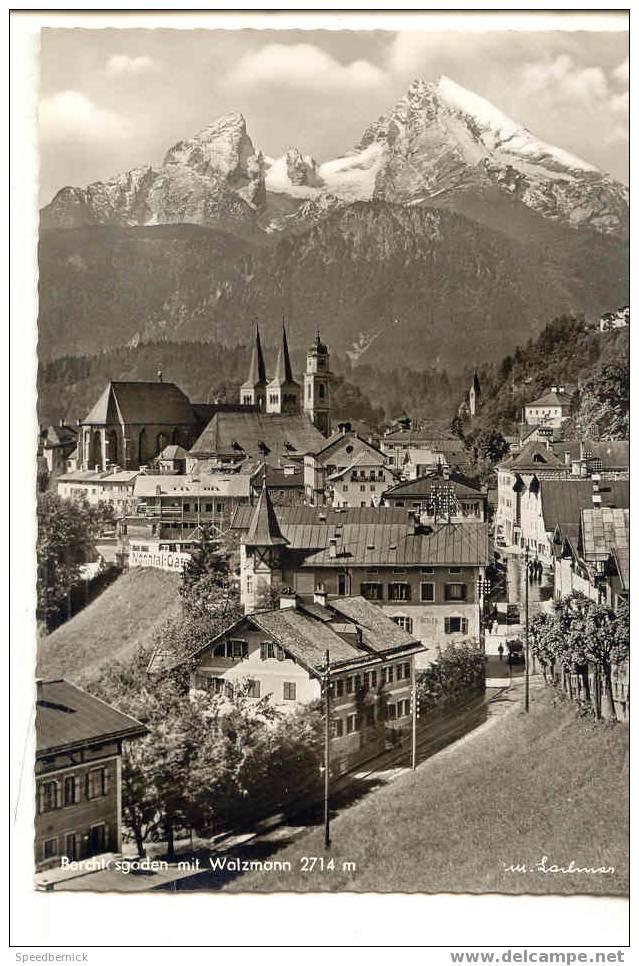 6727 Berchtesgaden Mit Walzmann .  D251 Lochner - Berchtesgaden