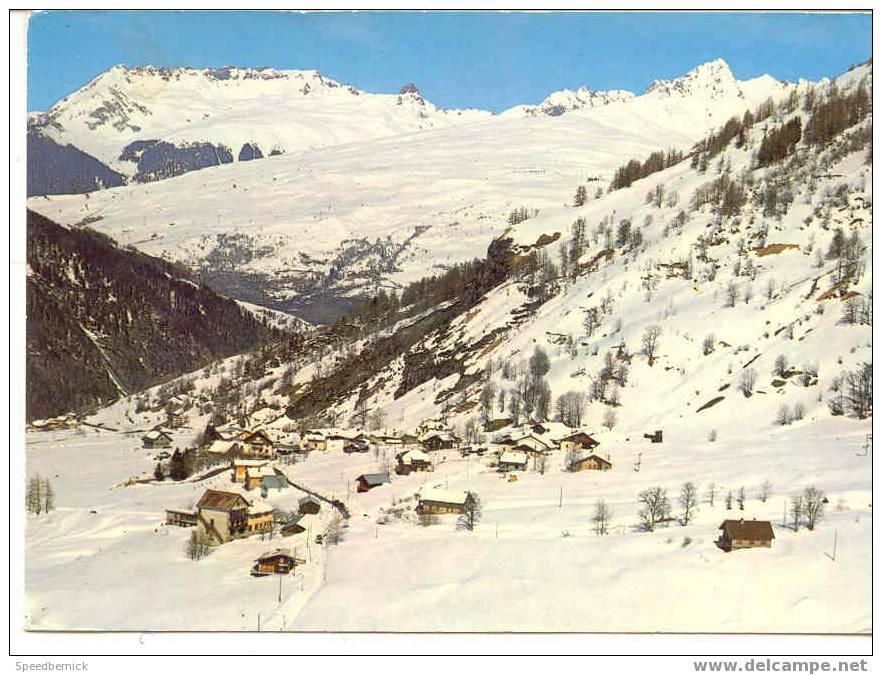 """6545 PEISEY NANCROIX * Centre De Vacances: """"Le Bon Air"""" S 65 Cellard - France"""