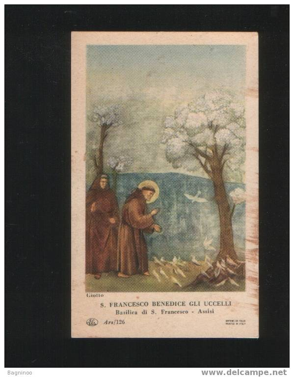 HOLY CARD - Religion & Esotericism