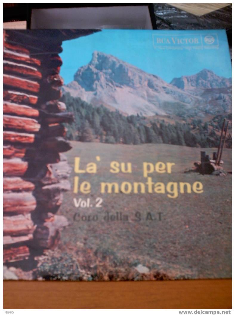 CANTI ALPINI - N 2 LP 33 GIRI .... - Vinyl Records
