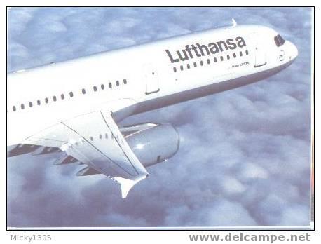 Lufthansa Airbus A321-100 (I295) - 1946-....: Moderne