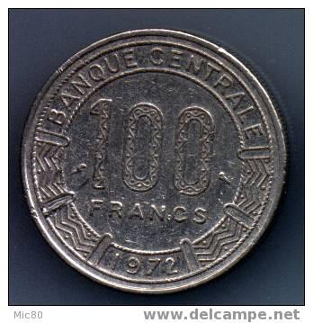 Congo 100 Francs 1972 Ttb - Congo (République 1960)