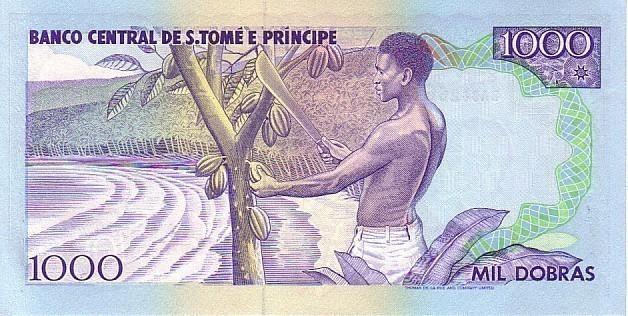 SAO TOME ET PRINCIPE  1000 Dobras Daté Du 28-06-1993   Pick 64    ****BILLET  NEUF**** - Sao Tomé Et Principe