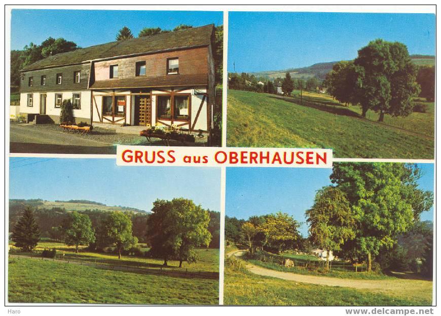 BURG REULAND - Oberhausen - Pannekoekenhuis (628) - Burg-Reuland