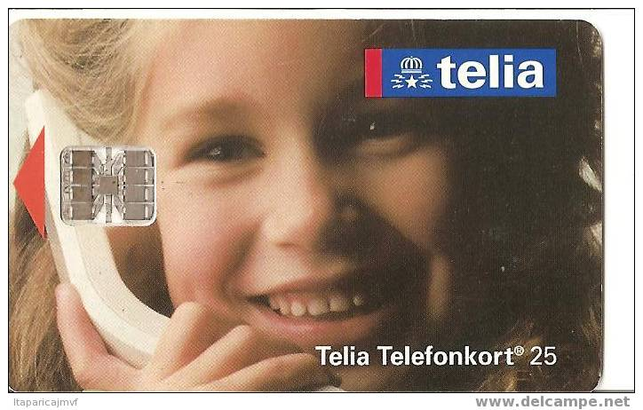 Telia - Telefonkarten