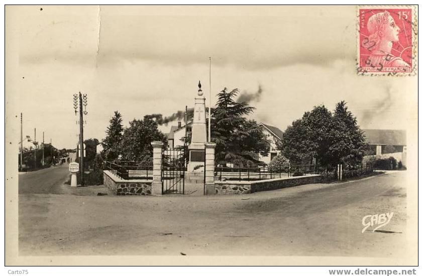 SAINT ETIENNE DE MONTLUC 44 - Le Monument Aux Morts7 - Pont Sur L'Ozon - Saint Etienne De Montluc